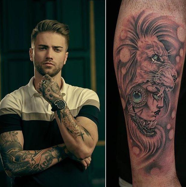 Daniel Silva Daniel Silva Tattoo Artists Tattoo Sleeve Men