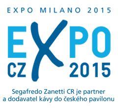 Segafredo Zanetti CR je partner a dodavatel kávy do českého pavilonu na světovou výstavu EXPO MILANO 2015.
