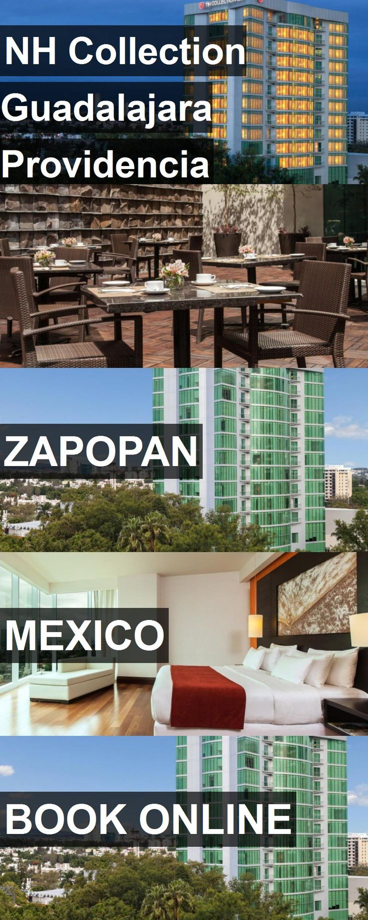 Hotel NH Collection Guadalajara Providencia in Zapopan, Mexico. For more information, photos, reviews and best prices please follow the link. #Mexico #Zapopan #NHCollectionGuadalajaraProvidencia #hotel #travel #vacation