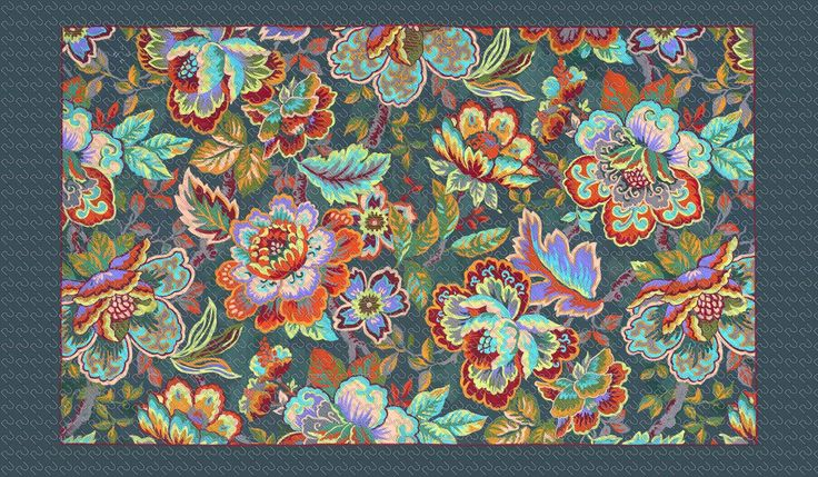 (578) painting floral ornamental folk (preview72dpi) – Imagesfashiontextiles