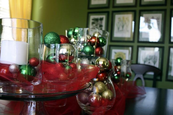 Christmas Decoration Ideas Christmas Plans Pinterest
