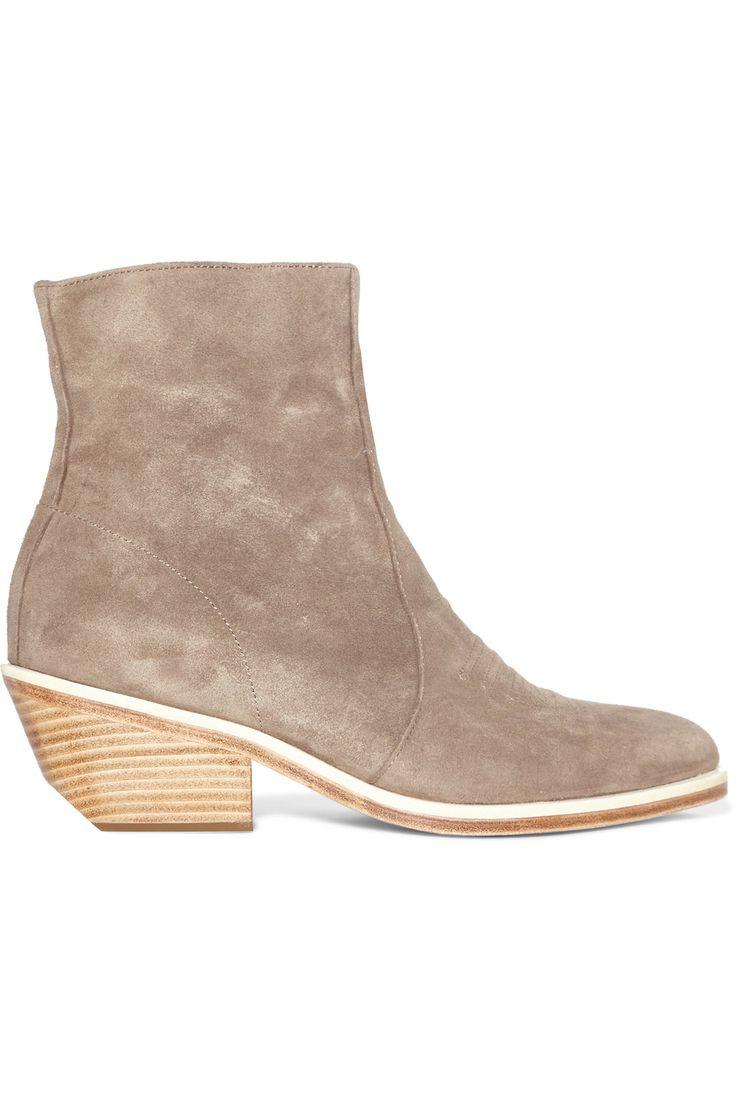 rag & boneSteele suede ankle boots