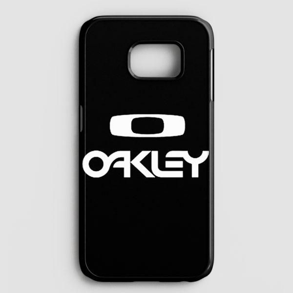 Oakley Wallpaper Samsung Galaxy S7 Edge Case