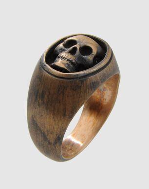 Skull Ring #menswear #jewellery #accessories