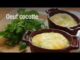 Recettes des œufs cocottes