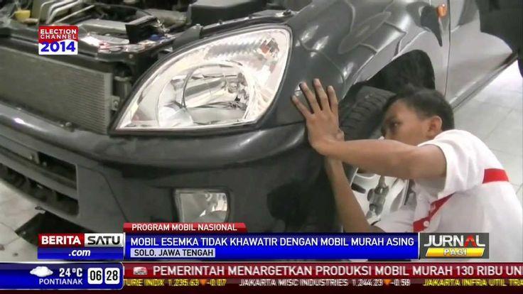 Mobil Esemka Tak Gentar Serbuan Mobil Murah Asing