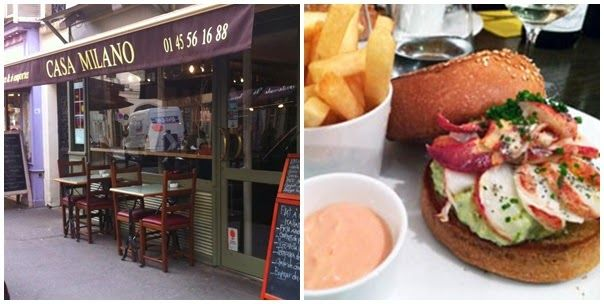 Todas mis Neuras: Dónde comer en París