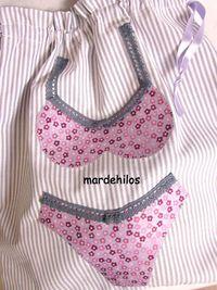 bolsa para ropa interior