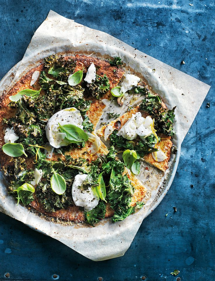 Cauliflower pizza: one of three easy, delicious and healthy weeknight dinners to try this week - Vogue Living