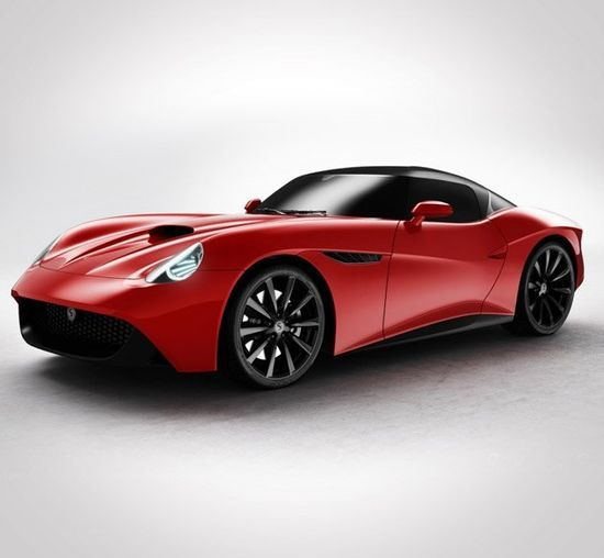 Syrena Sport #luxury sports cars
