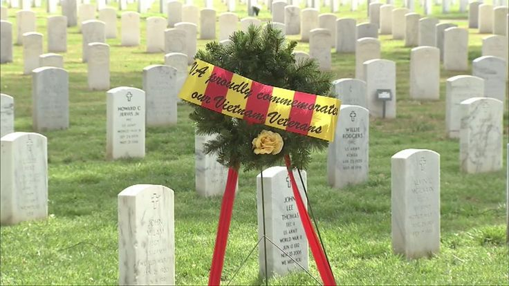 Veterans of the Vietnam War will be honored in a commemoration ceremony at Great Lakes National Cemetery.