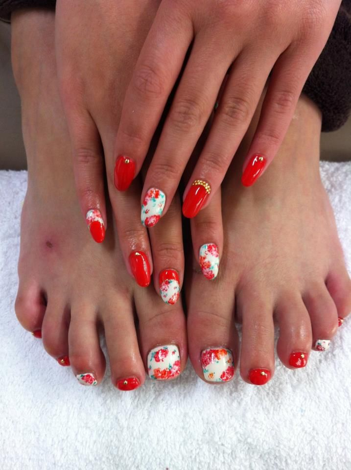 Toe Nail Art Acrylic The Best Inspiration For Design And Color Of