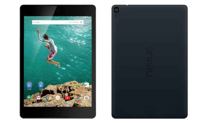 Nexus 9 by HTC 16 GB: $240 at HTC Store #LavaHot http://www.lavahotdeals.com/us/cheap/nexus-9-htc-16-gb-240-htc-store/92636