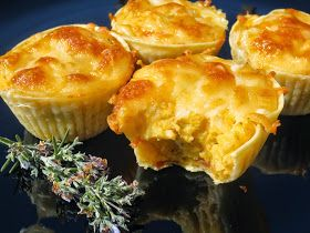 Pastelitos de patata Ana Sevilla con Thermomix