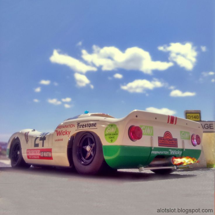 Bentley Mulsanne Lemans: 45 Best Dio. Le Mans Mulsanne Corner With Slot Cars Images