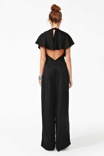 jump suit: Mi Style, Semi Casual, Ruffles Jumpsuits, Vera Ruffled, Ruffled Jumpsuits, Jumping Suits Love, Iheart Jumpsuits, Fashion Items, Casual Jumping