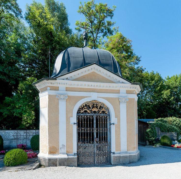 Braunau am Inn, Friedhofskapelle Oberösterreich AUT