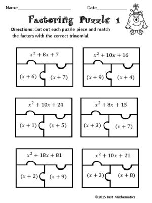 factoring polynomials maze worksheet answers simplifying radicals maze and keysmaze factoring. Black Bedroom Furniture Sets. Home Design Ideas