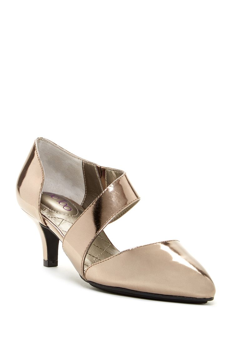 Me Too Chance Half d'Orsay Pump by Me Too on @nordstrom_rack