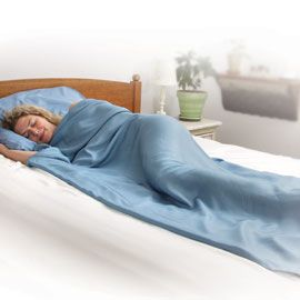 DreamSack. Sleep better by putting a clean layer between you and hotel sheets.