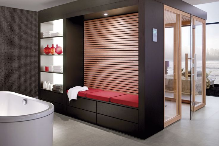 Stockholm individual | Optimale Raumnutzung » www.teka-sauna.de | Wellness ist…