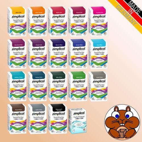 SIMPLICOL-Textilfarbe-expert-vers-Farben-u-Fixierer-Batiken-Waesche-Stoffe-DIY