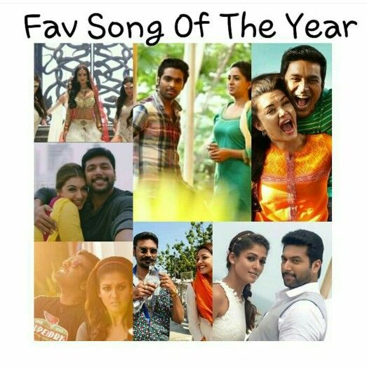 #Vote your best #song of the year! Sorry if your fav is not there pls do mention it in the comments!! Let's see which song gets the higher votes   #favsongs2015 #goodbye2015 #bestsongs #kollywood