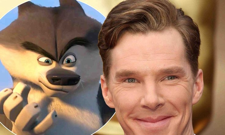 """""""Benedict Cumberbatch voices wolf who leads covert animal organisation in trailer for new Madagascar film """"The Penguins of Madagascar"""" By JUSTIN ENRIQUEZ PUBLISHED: 22:36 GMT, 11 June 2014"""