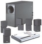 Bose LS12IIBLK Lifestyle 12 Series II Home Theater System (Black)