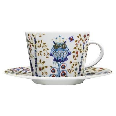 Iittala White Taika Cappuccino Cup