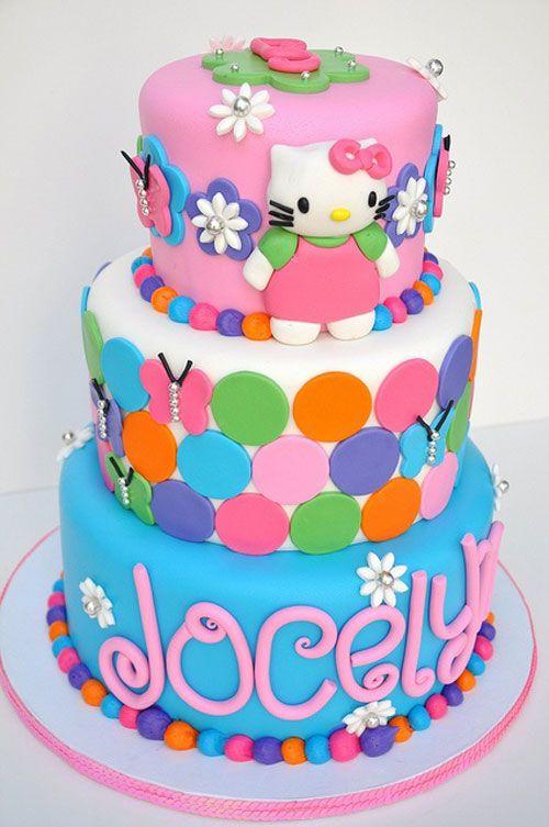 Torta Hello Kitty n.40