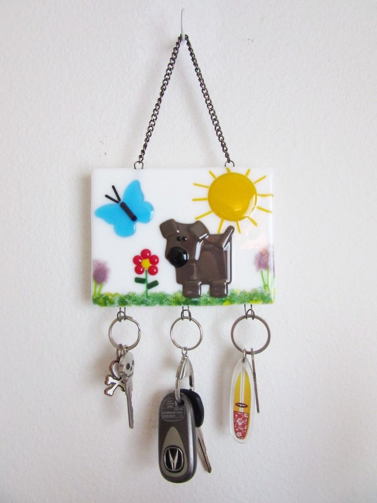 1000 Ideas About Key Holder For Wall On Pinterest Key