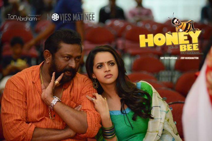 Bhavana Menon and Lal