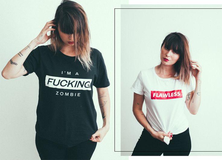 9 Camisetas com frases divertidas