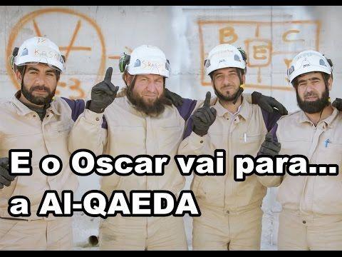 O Oscar foi dado a uma organização terrorista: Capacetes Brancos