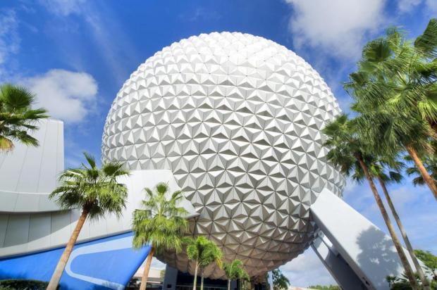 As melhores atrações do parque de diversão Epcot, da Disney, em Orlando Visit Orlando/Divulgação