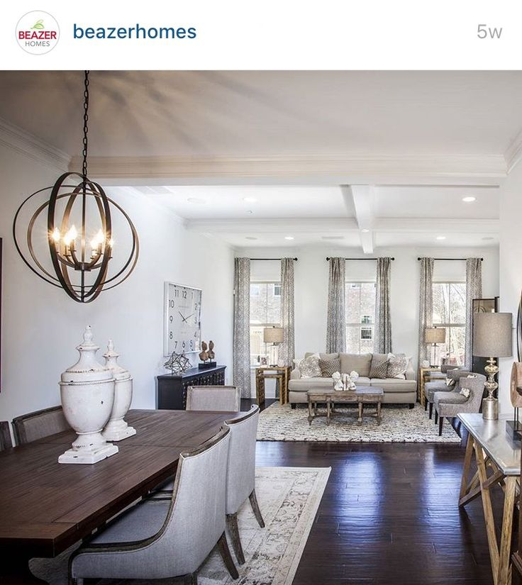 Did you see this Beazer Homes space on HGTV's House