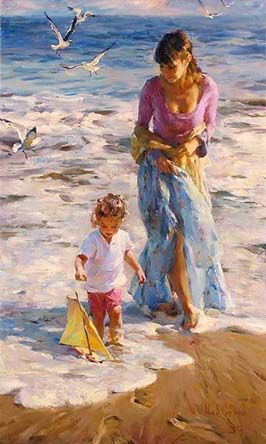 MICHAEL & INESSA GARMASH #Art #Painting
