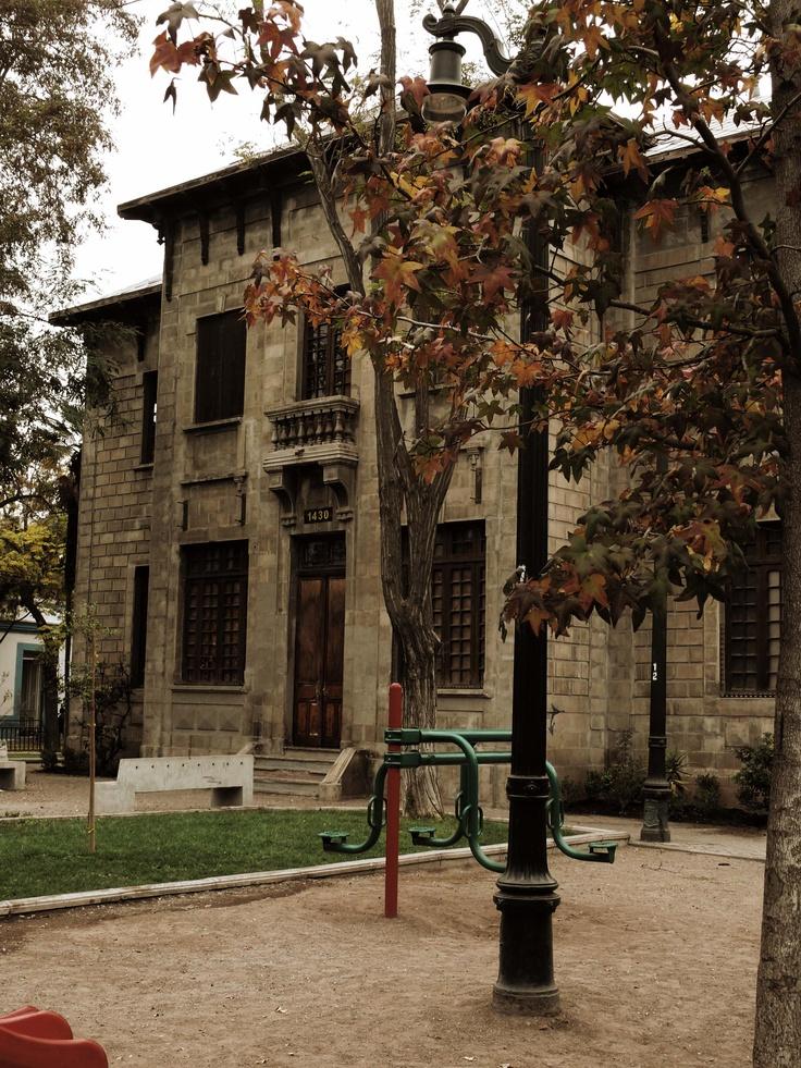 Barrio Huemúl, Santiago de Chile