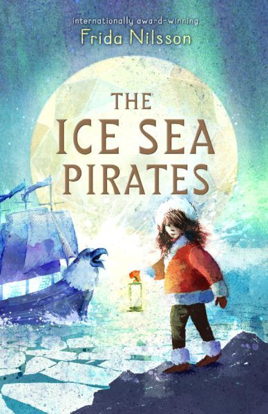 (Gecko Press) The Ice Sea Pirates  The cold bites and the sea lashes in this page-turning adventure on the ice seas. No one but ten-year-old Siri dares to face treacherous sailors, hungry wolves and the arctic winter to save her younger sister from the dreaded Captain Whitehead and his ice sea pirates.