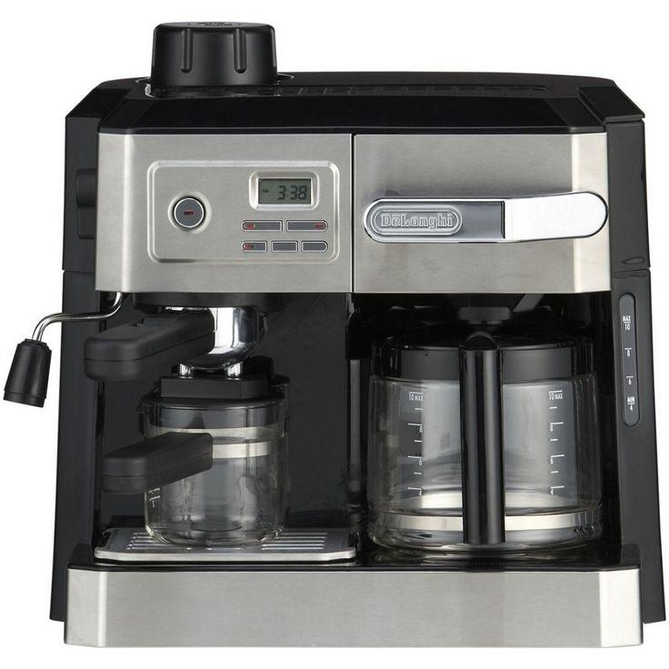 best coffee espresso machine combo
