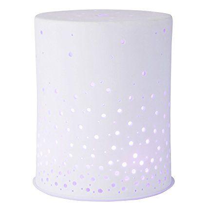 Sophie - Ceramic Ultrasonic Aroma Diffuser | Madebyzen | A ceramic aroma diffuser with mood lighting (Amazon.co.uk Affiliate Link)