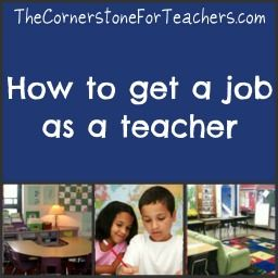 Advice from teachers and administrators on landing a job interview and setting yourself apart from other candidates.