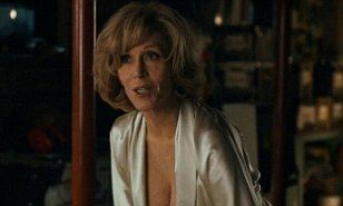 She's been a pin up girl for five decades. But for her latest role, 76-year-old Jane Fonda gets a new pneumatic feature with the aid of some plastic surgery in the trailer for This Is Where I Leave You.