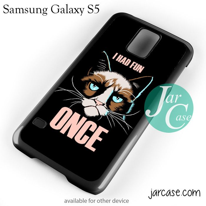 Grumpy Cat Quote YP Phone case for samsung galaxy S3/S4/S5