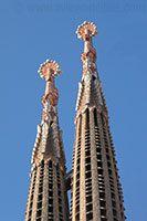 Sagrada Família Towers