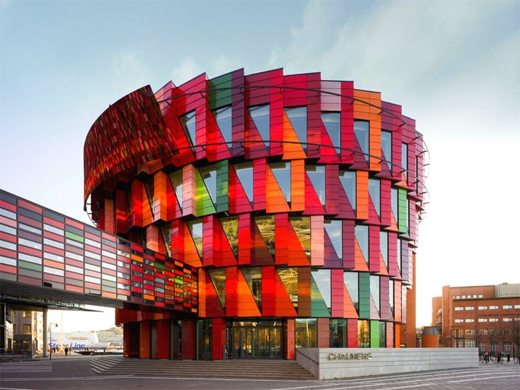 Chalmers University of Technology in Gothenburg, Sweden