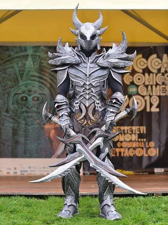 Skyrim - Dragonborn Cosplay