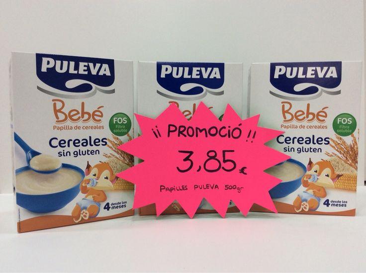 PAPILLAS PULEVA contiene FOS (fructooligosacaridos: fibra soluble), hierro, calcio y vitamina D. De fácil disolución y no hacen grumos.con alto valor nutritivo y sabor excelente.