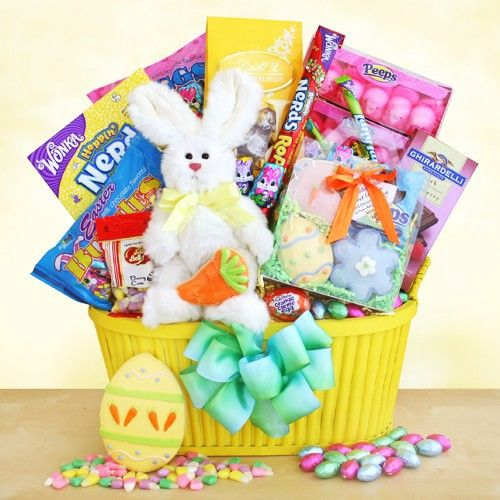 68 best valentines day gift baskets images on pinterest easter gift basket negle Image collections